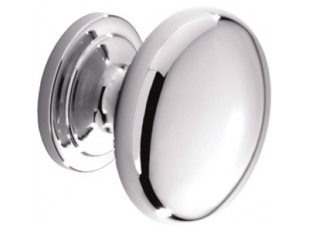 Chrome Knob - 33mm
