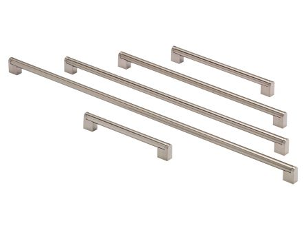 Boss Bar Handles - Brushed Nickel