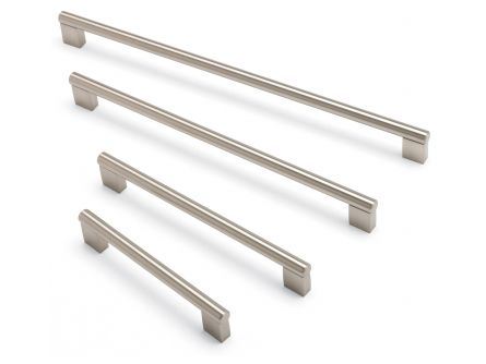 Aries - bar handle - Brushed Nickel