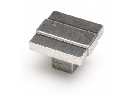 Cromwell Knob - Pewter Finish