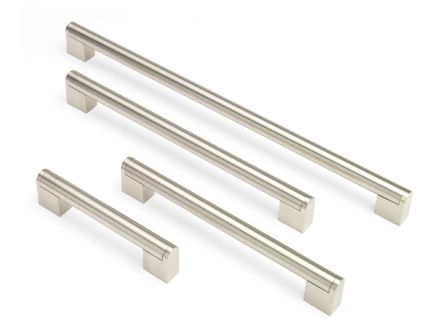 Bar handle - Brushed Nickel