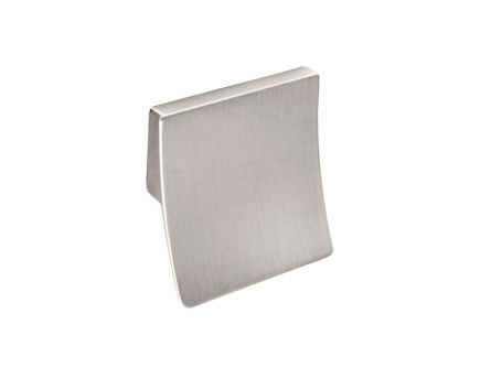 Brushed Steel Square Handle
