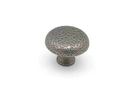 Hammered kitchen door knob