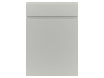 Aconbury Matt Silver Grey Kitchen Door