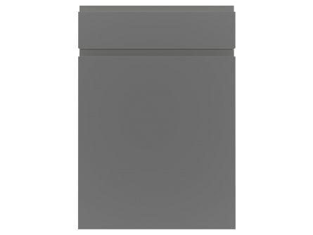 Aconbury Matt Mid Grey Kitchen Door