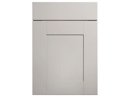 Broadoak Partridge Grey Kitchen Doors