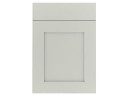 Eastdon Shaker Light Grey Kitchen Door