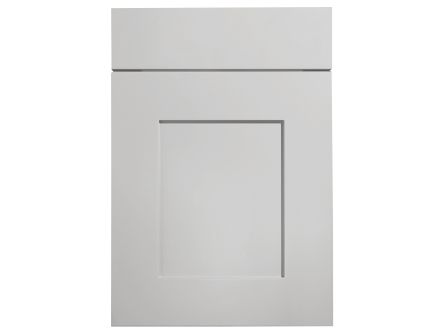 Fitzroy Partridge Grey Kitchen Doors