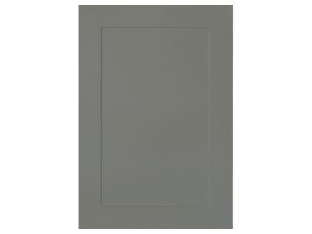 Hunton Dust Grey Kitchen Door