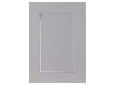 Mornington Beaded Dust Grey Kitchen Door