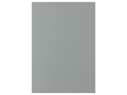 Porter Matt Silver Grey Door