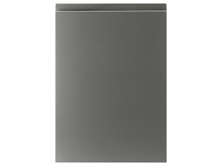 Remo Dust Grey Matt Kitchen Door