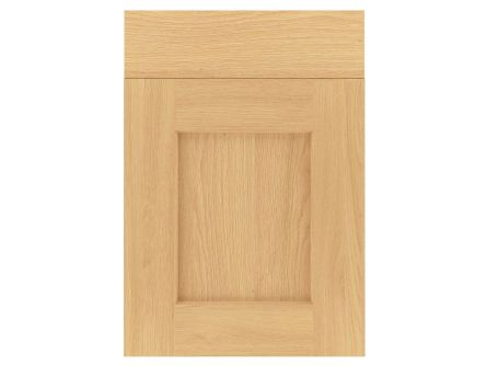 Rivington Oak Lacquered kitchen door
