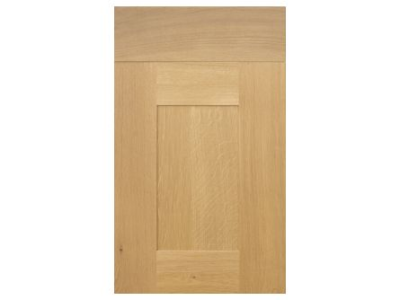Broadoak Natural Oak Kitchen Doors