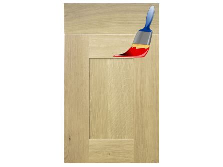 Broadoak Sanded Kitchen Doors