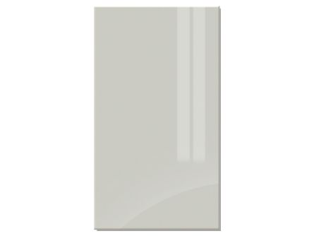 Cosdon Light Grey Gloss Kitchen Door
