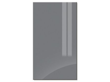 Cosdon Mid Grey Gloss Kitchen Door