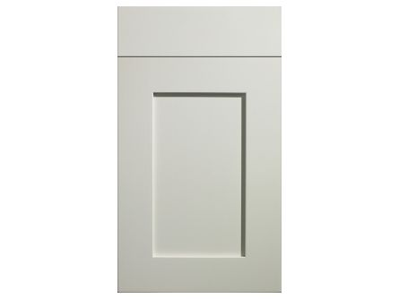 Mornington Beaded Porcelain Kitchen Door