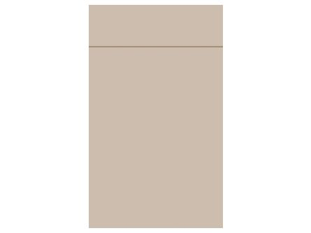 Porter Gloss Cashmere Kitchen Door