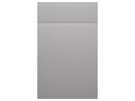 Remo Silver Grey High Gloss Kitchen Doors