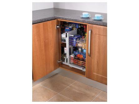 blind corner kitchen storage unit lark larks