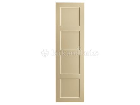 Bella Aldridge vinyl finish Wardrobe Door