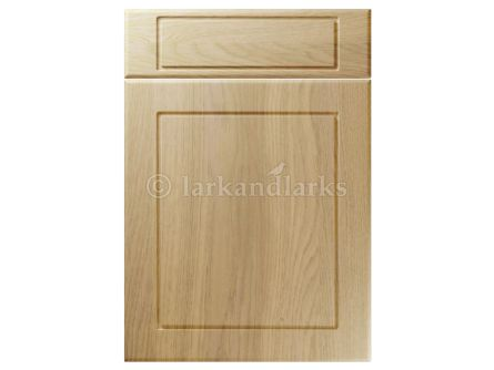 Esquire kitchen door and drawer front