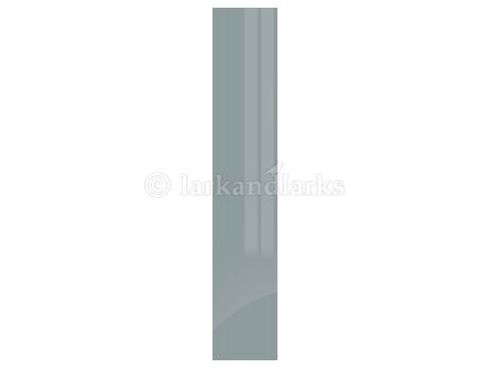 Gravity Gloss Fjord Green Bedroom Door