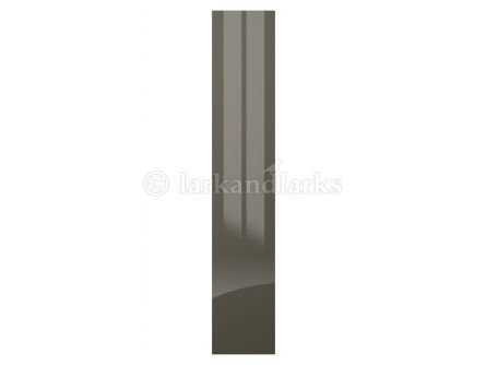 Gravity Gloss Dark Grey Bedroom Doors & Drawers