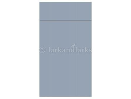 Gravity Matt Denim Blue kitchen door/drawer