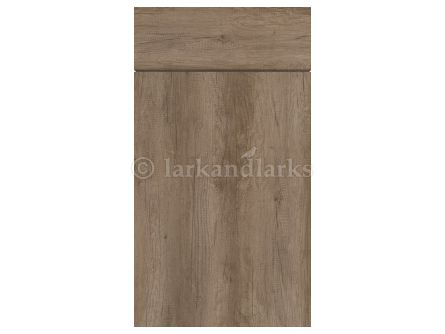 Gravity Matt Grey Nebraska Oak door and drawer