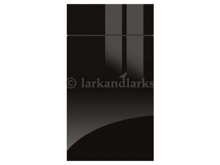 Zurfiz Ultragloss Black door and drawer