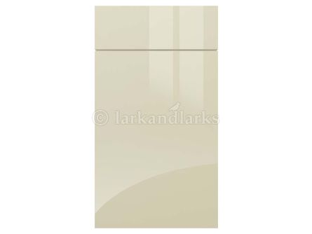 Zurfiz Ultragloss Cream door and drawer