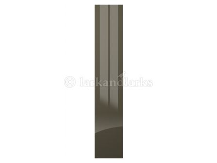 Zurfiz Metallic Anthracite bedroom door and drawer