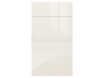 Zurfiz Ultragloss White door and drawer