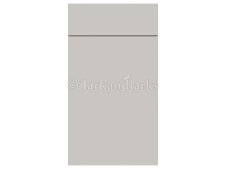 Zurfiz Supermatt cashmere kitchen door