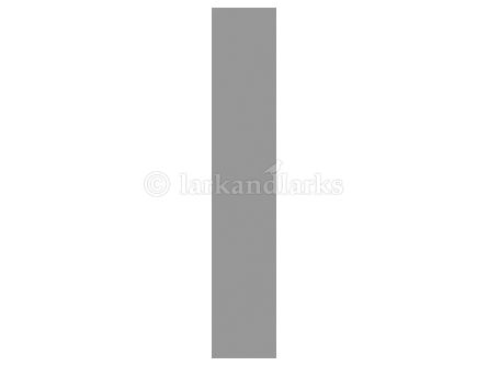Zurfiz Supermatt Dust Grey wardrobe door