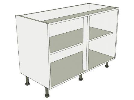 Highline kitchen base unit double lark larks for Double kitchen base unit