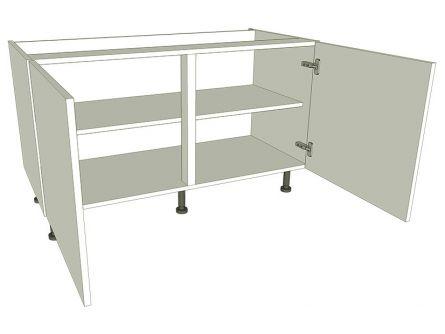 Low level kitchen base unit double lark larks for Kitchen carcass