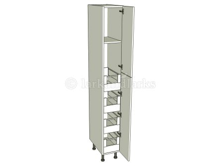Tall Storage Unit (2150mm) - 4 Internal Drawers
