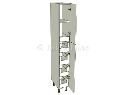 Tall Storage Unit (2150mm) - 5 Internal Drawers