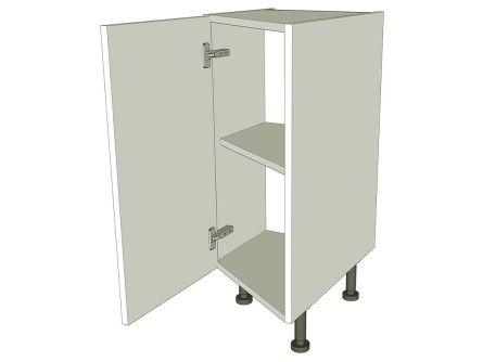 Angled kitchen base units highline lark larks for Kitchen carcasses only