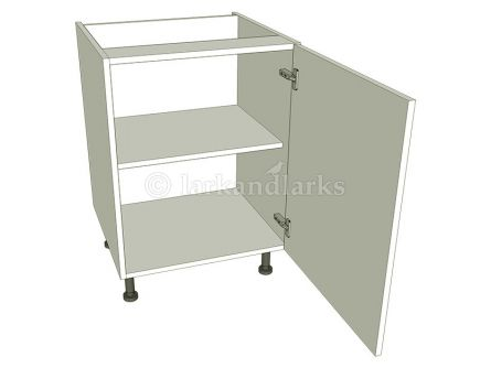 Highline Kitchen Base Units - Single - shown with doors/drawer fronts