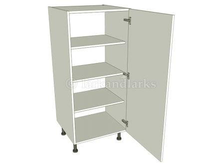 Tallboy storage cupboard/broom cupboard unit carcass 1250mm high