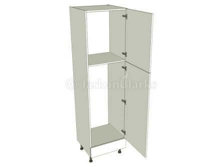 Tall fridge freezer housing carcass 2150mm high