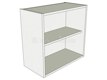 Open wall unit - medium 720mm high