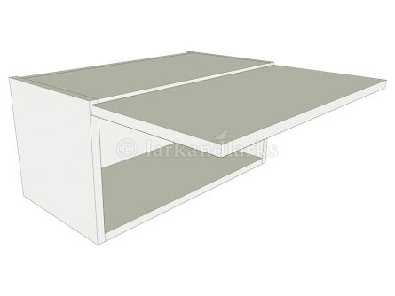 Top Box Single - 290mm high