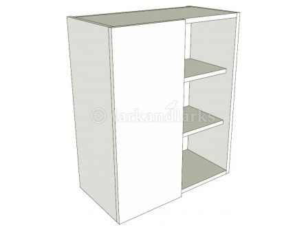 Variable corner kitchen wall unit tall lark larks for Tall kitchen wall units
