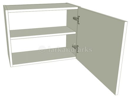 Short Kitchen Wall Unit 460mm high