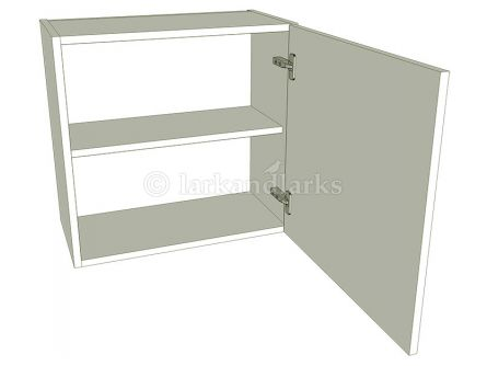 Low 575mm high single kitchen wall unit for Single kitchen wall unit